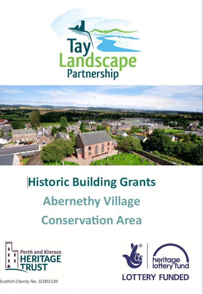 Building Repair Grants - Tay Landscape Partnership