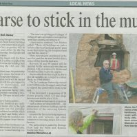 Horn Farm hits the headlines