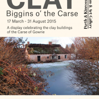Exhibition looking at Clay Biggins O' the Carse