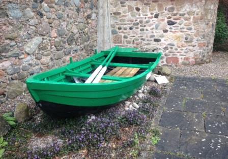 Abernethy Coble Boat