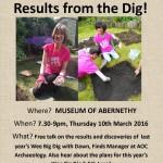 The Wee Big Dig Talk