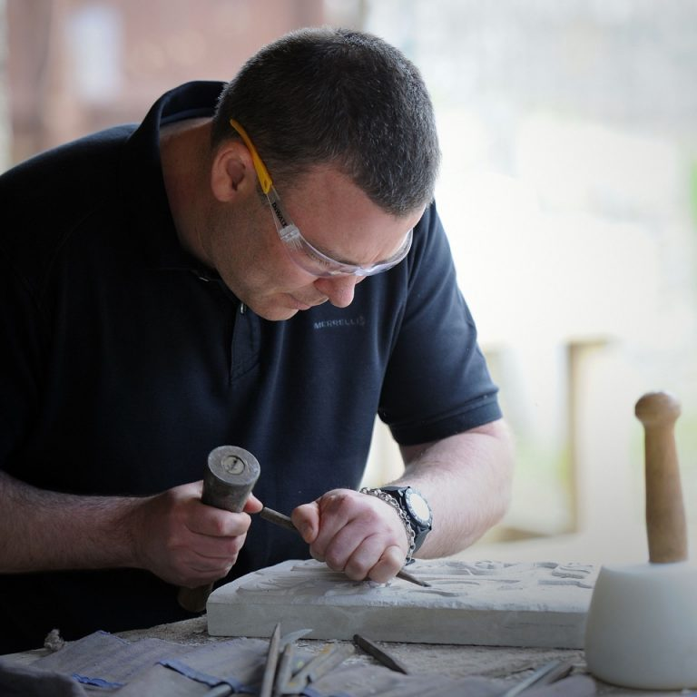 Community Stone Carving Workshops