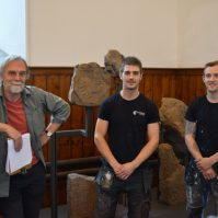 Forteviot: The return of the Pictish Stones!