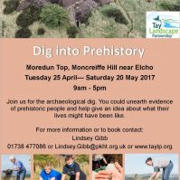 Moredun Top Dig 2017 open for booking