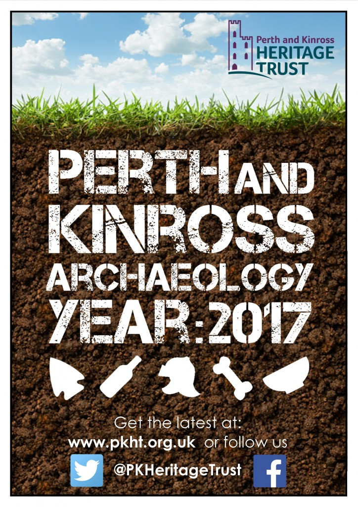 YEAR OF ARCHAEOLOGY 2017! Brochure out now!