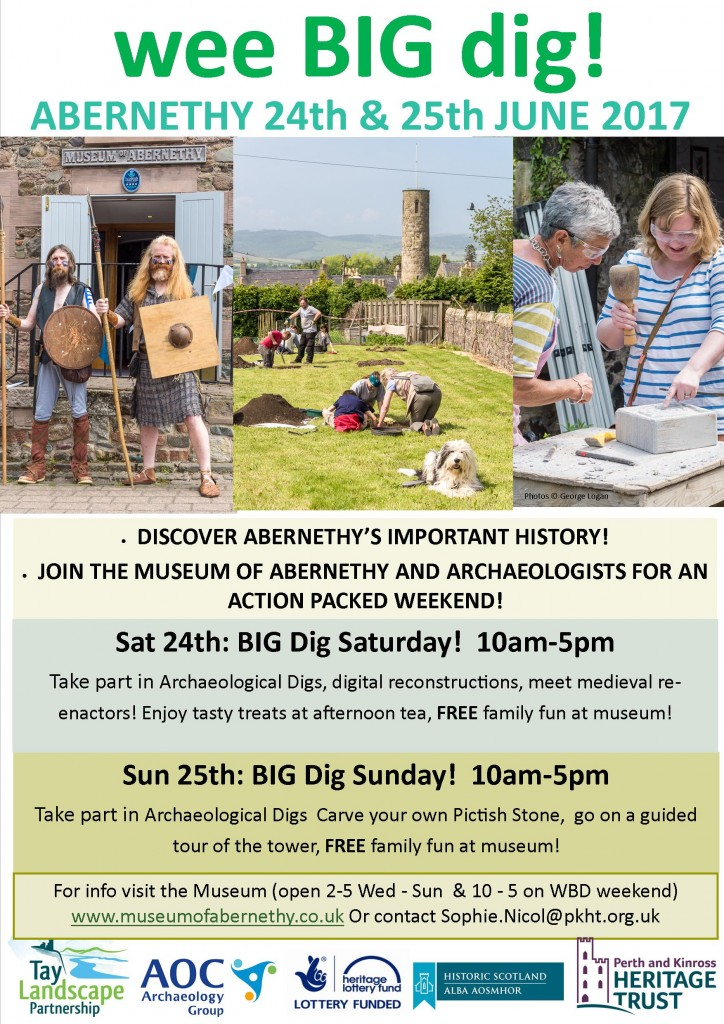 Wee Big Dig Abernethy! Final Season!