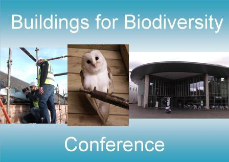 Buildings for Biodiversity Conference  – 9 November 2017 – Perth – SPACES AVAILABLE