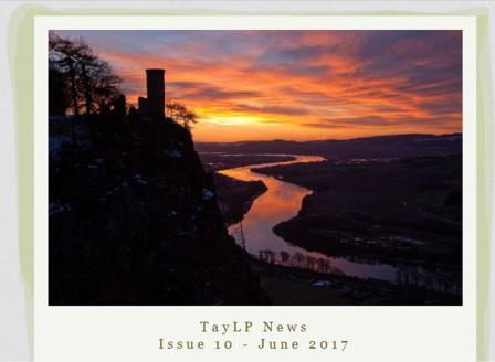 TayLP News – Issue 10 – June 2017