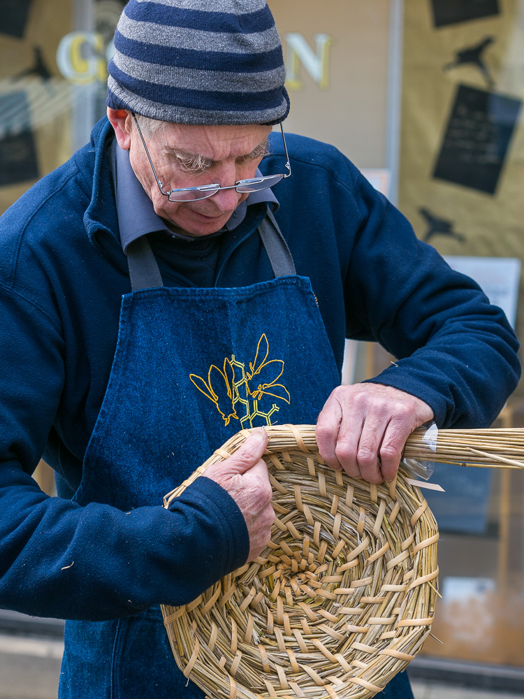FULLY BOOKED Skep Making Workshop, 11th November